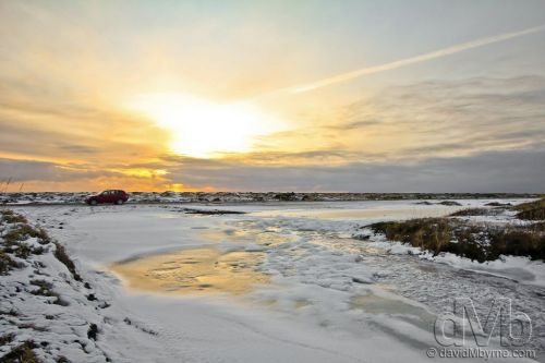 11am sunrise, southern Iceland. December 4th 2012 (14mm, 1/80sec, f/8.0, iso100)
