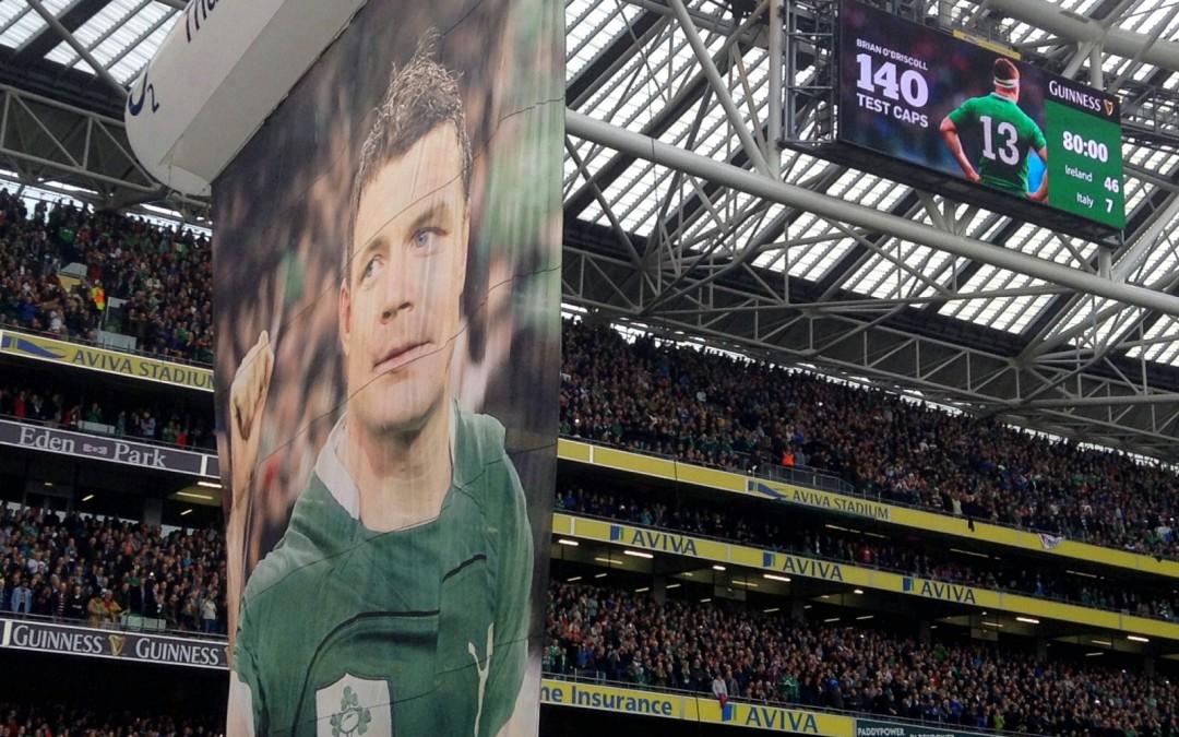 Ireland vs. Italy, 2014
